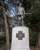 Spanish-American War Veterans monument , Columbia, South Carolina