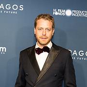 NLD/Amsterdam/20191028 - Koninklijk bezoek Premiere Galapagos, Mark van Eeuwen