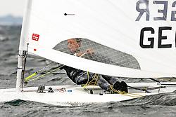 , Kieler Woche 16.06. - 24.06.2018, Laser Std. M - GER 210141 - Nico NAUJOCK - Wassersportverein 1921 e. V