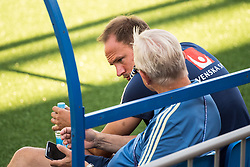 July 4, 2018 - Gelendzhik, Russia - 180704 Andreas Granqvist of the Swedish national football team prior a practice session during the FIFA World Cup on July 4, 2018 in Gelendzhik..Photo: Petter Arvidson / BILDBYRN / kod PA / 92081 (Credit Image: © Petter Arvidson/Bildbyran via ZUMA Press)