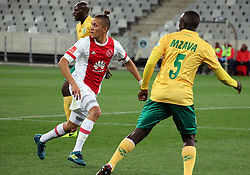 Grant Margeman in action for Ajax Cape Town in the match between Ajax Cape Town and Golden Arrows at the Cape Town Stadium on Saturday, August 19, 2017.