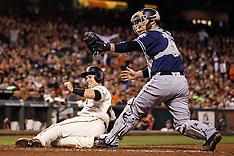 20160913 - San Diego Padres at San Francisco Giants