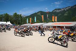 07.06.2012, Erzberg, Eisenerz, AUT, Erzbergrodeo 2012, im Bild Feature Motorräder beim Erzbergrodeo, EXPA Pictures © 2012, PhotoCredit: EXPA/ M. Kuhnke