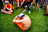 nederland uitgeschakeld op het ek2020