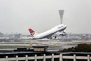 British Airways Boeing 747 Last Ever Take Off from Heathrow Airport