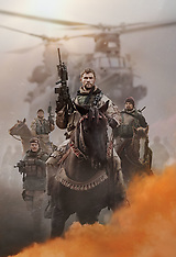 12 Strong - Movie Set - 27 Apr 2018