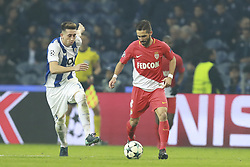 December 6, 2017 - Na - Porto, 06/12/2017 - Football Club of Porto received, this evening, AS Monaco FC in the match of the 6th Match of Group G, Champions League 2017/18, in Estádio do Dragão. Herrera; João Moutinho  (Credit Image: © Atlantico Press via ZUMA Wire)