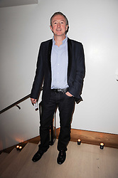 LOUIS WALSH at the launch party for 'Promise', a new capsule ring collection created by Cheryl Cole and de Grisogono held at Nobu, Park Lane, London on 29th September 2010.