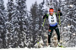 March 8, 2019 - –Stersund, Sweden - 190308 Laura Dahlmeier of Germany competes in the Women's 7.5 KM sprint during the IBU World Championships Biathlon on March 8, 2019 in Östersund..Photo: Petter Arvidson / BILDBYRÃ…N / kod PA / 92247 (Credit Image: © Petter Arvidson/Bildbyran via ZUMA Press)