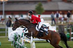 Van Gelderen Boy-Adriaan, BEL, Be Cool<br /> Young Riders European Championships Jumping <br /> Samorin 2017© Hippo Foto - Dirk Caremans<br /> 11/08/2017