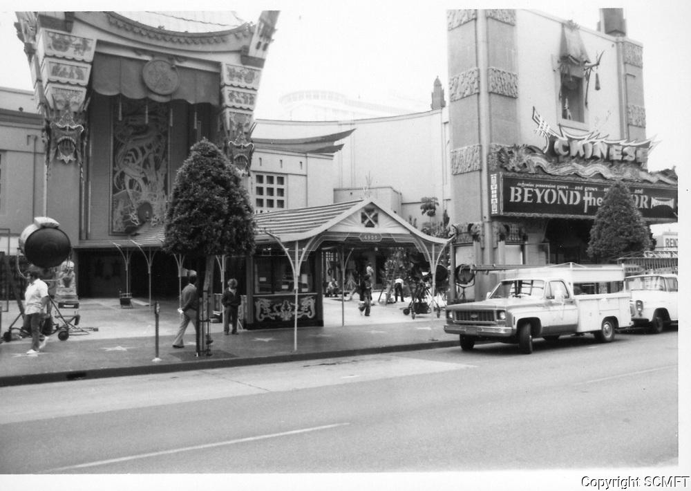 1975 Grauman's Chinese Theater