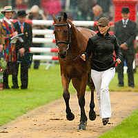 Final Inspection - Land Rover Burghley Horse Trials 2011