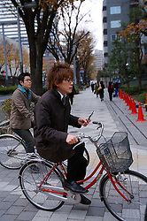 Panorama da cidade no bairro Shinjuku, próximo ao centro de Tókio. FOTO: Jefferson Bernardes/Preview.com