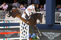Athina Onassis riding at the Longines Athina Onassis Horse Show 2017, in Saint-Tropez, France, on June 02, 2017. Photo by ABACAPRESS.COM