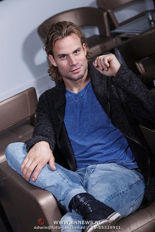 NLD/Amsterdam/20131112 - Acteur en model Dirk Taat