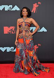 August 26, 2019, New York, New York, United States: Shay Johnson arriving at the 2019 MTV Video Music Awards at the Prudential Center on August 26, 2019 in Newark, New Jersey  (Credit Image: © Kristin Callahan/Ace Pictures via ZUMA Press)