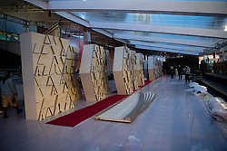 Preparations continue on Tuesday, February 19, 2019 for The Oscars® which will be presented on Sunday, February 24, 2019, at the Dolby Theatre® in Hollywood, CA and televised live by the ABC Television Network.