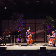 The Bad Plus perform Igor Stravinsky's The Rite of Spring (arr. The Bad Plus) at Libbey Bowl on June 6, 2013 in Ojai, California.