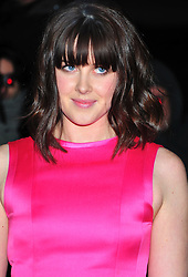© Licensed to London News Pictures. 06/02/2012.  England. Alexandra Roach attends the Evening Standard Film Awards at County Hall westminster London Photo credit : ALAN ROXBOROUGH/LNP