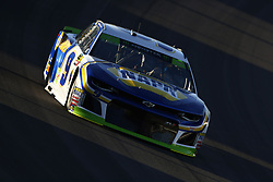 September 14, 2018 - Las Vegas, Nevada, United States of America - Chase Elliott (9) brings his car through the turns during qualifying for the South Point 400 at Las Vegas Motor Speedway in Las Vegas, Nevada. (Credit Image: © Chris Owens Asp Inc/ASP via ZUMA Wire)