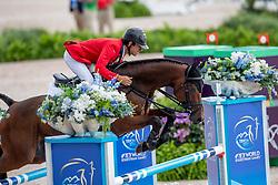 Vogg Felix, SUI, Colero<br /> World Equestrian Games - Tryon 2018<br /> © Hippo Foto - Dirk Caremans<br /> 17/09/2018