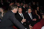 SIR NICHOLAS SEROTA; ALEX TURNBULL; WILLIAM TURNBUL, Vanity Fair  hosted  UK Premiere and party for Beyond Time. A film about the artist William Turnbull made by his son Alex Turnbull. Narrated by Jude Law. I.C.A. London. 17 November 2011<br /> <br />  , -DO NOT ARCHIVE-© Copyright Photograph by Dafydd Jones. 248 Clapham Rd. London SW9 0PZ. Tel 0207 820 0771. www.dafjones.com.