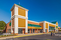 Exterior photo of the Common Market Grocery Store in Frederick MD by Jeffrey Sauers of CPI Productions