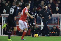 Nottingham Forest manager Aitor Karanka