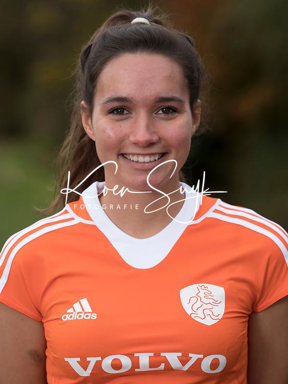 UTRECHT - GINELLA ZERBO. Jong Oranje hockey meisjes -21. COPYRIGHT KOEN SUYK