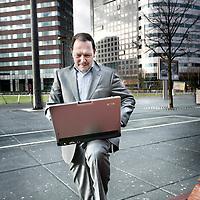 Nederland, Amsterdam,11 februari 2008..Leo van Sister..Na vijftien jaar aan de adverteerderskant te hebben gewerkt, besloot Leo van Sister dat het tijd werd het eens van de andere kant te bekijken. Begin 2007 is hij een nieuw Brand Strategy bureau gestart, genaamd de Merkcommissarissen®.