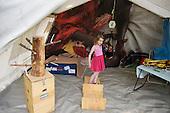 Noodhulpkamp Artsen Zonder Grenzen - Emergency camp MSF