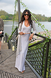 SINITTA at a party to launch the Taylor Morris Explorer Collection held at the Serpentine Lido, Hyde Park, London on 11th May 2016.