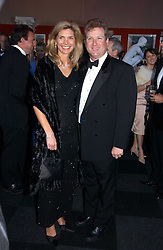 WILLAIM & LUCY ASPREY at the 28th Game Conservancy Trust Ball in Battersea Park, London SW11 on 18th May 2006.<br />