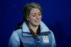 14-02-2010 ALGEMEEN: OLYMPISCHE SPELEN: CEREMONIE: VANCOUVER<br /> KEARNEY Hannah USA<br /> ©2010-WWW.FOTOHOOGENDOORN.NL