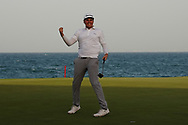 Sami Valimaki (FIN) wins the Oman Open 2020 at the Al Mouj Golf Club, Muscat, Oman . 01/03/2020<br /> Picture: Golffile | Thos Caffrey<br /> <br /> <br /> All photo usage must carry mandatory copyright credit (© Golffile | Thos Caffrey)