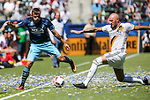 Soccer: Los Angeles Gaxay vs Seattle Sounders