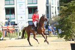 Bucci Piergiorgio, (ITA), Casallo Z<br /> CSIO Nations Cup - Mannheim 2015<br /> © Hippo Foto - Stefan Lafrentz