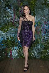Yasia Minochkina attends the Alberta Ferretti cruise collection fashion show held at Monaco Yacht Club, Monaco on May 18 , 2109. Photo by ABACAPRESS.COM