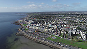 Aerial images of Salthill Galway 20-10-21
