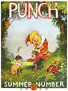 Punch (Front cover, Summer number 1929)