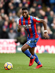 Crystal Palace's Timothy Fosu-Mensah