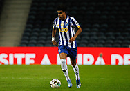 Luis Díaz of Porto in action during the Portuguese League (Liga NOS) match between FC Porto and Maritimo at Estadio do Dragao, Porto, Portugal on 3 October 2020.