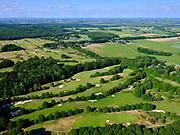 Nederland, Gelderland, GemeenteBerg en Dal; Golfbaan Het Rijk van Nijmegen.<br /> <br /> luchtfoto (toeslag op standaard tarieven);<br /> aerial photo (additional fee required)<br /> copyright © 2020 foto/photo Siebe Swart