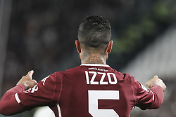 May 3, 2019 - Turin, Piedmont, Italy - Armando Izzo (Torino FC) during the Serie A football match between Juventus FC and Torino FC at Allianz Stadium on May 03, 2019 in Turin, Italy..Final results: 1-1. (Credit Image: © Massimiliano Ferraro/NurPhoto via ZUMA Press)