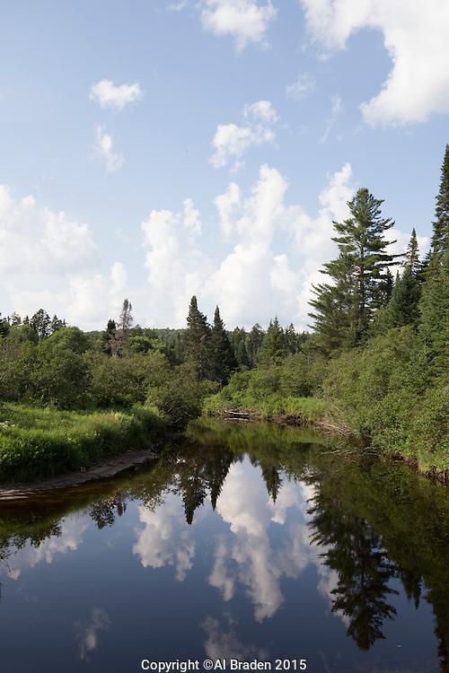 Paul Stream near Maidstone Lake, Vermont