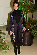 ROSANNA FALCONER, The Datai Langkawi Relaunch event, Spring, Somerset House,  London. 1 March 2018