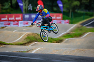 2021 UCI BMXSX World Cup<br /> Round 4 at Bogota (Colombia)<br /> 1/4 Final<br /> ^me#741 ARBOLEDA OSPINA, Diego Alejandro (COL, ME) GW