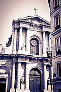 The Church of Saint Roch, Paris, France