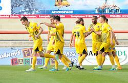 Bristol Rovers - Mandatory byline: Neil Brookman/JMP - 07966 386802 - 03/10/2015 - FOOTBALL - Globe Arena - Morecambe, England - Morecambe FC v Bristol Rovers - Sky Bet League Two
