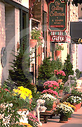 Harrisburg, PA, 3rd St Florist, Street Scape